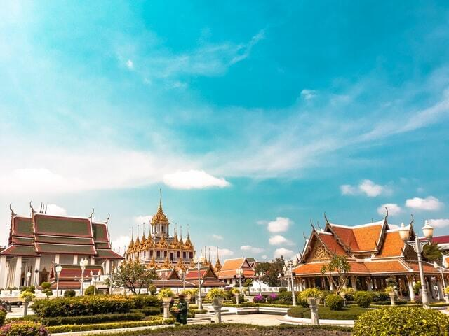 Temples in Bangkok to visit in 2021