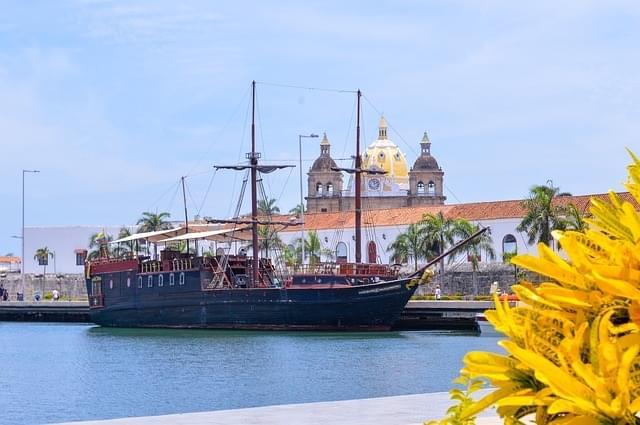 Cartagena, a top citiy to visit in 2021