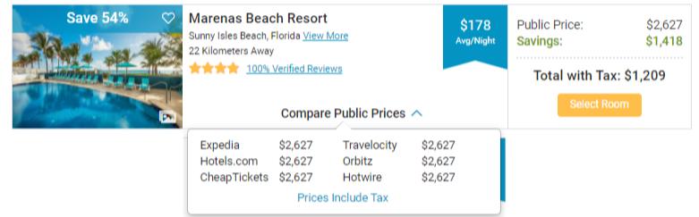 discount hotels miami