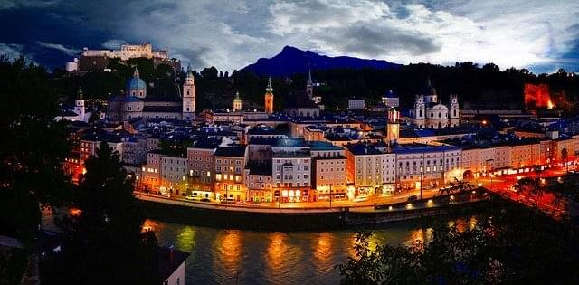 Christmas in Salzburg Austria