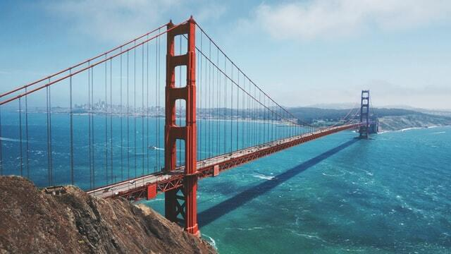 Golden Gate Bridge during daytime in San Francisco, United States